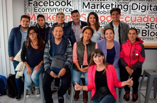 Cursos de Community Manager y Marketing digital en Quito
